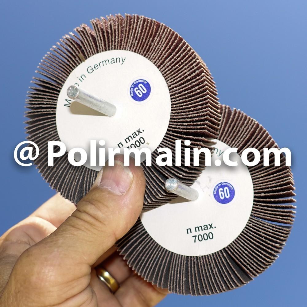 Interface mousse www.polirmalin.com spécialiste du polissage, de l'ébavurage et du brossage