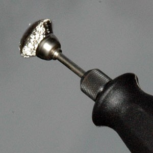 brosse fil inox