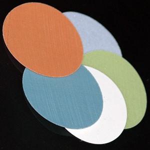 TRIZACT disque polir verre www.polirmalin.com spécialiste du polissage, de l'ébavurage et du brossage