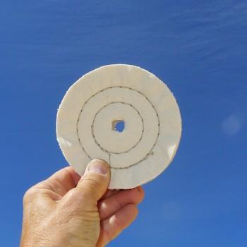 Coton polir www.polirmalin.com spécialiste du polissage, de l'ébavurage et du brossage