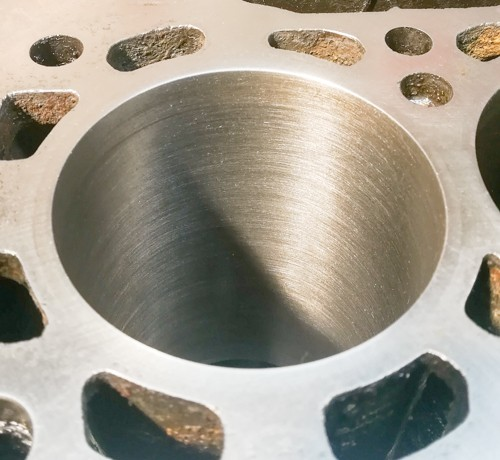 5x2 bandes Ox Alumine pour Expander Wheel