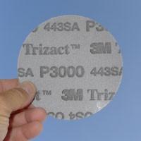 3M443SA www.polirmalin.com spécialiste du polissage, de l'ébavurage et du brossage
