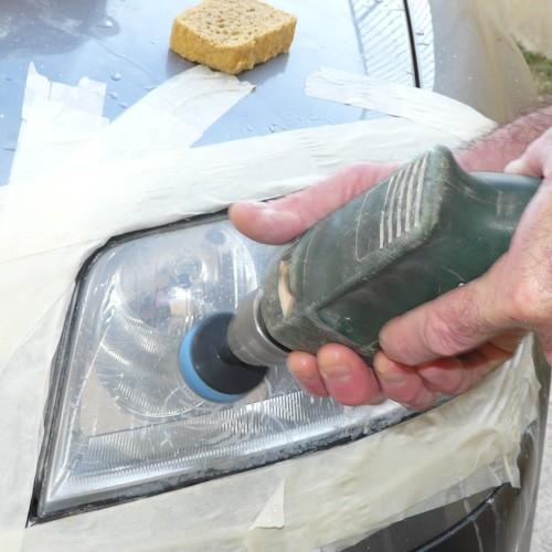 polir phare www.polirmalin.com spécialiste du polissage, de l'ébavurage et du brossage