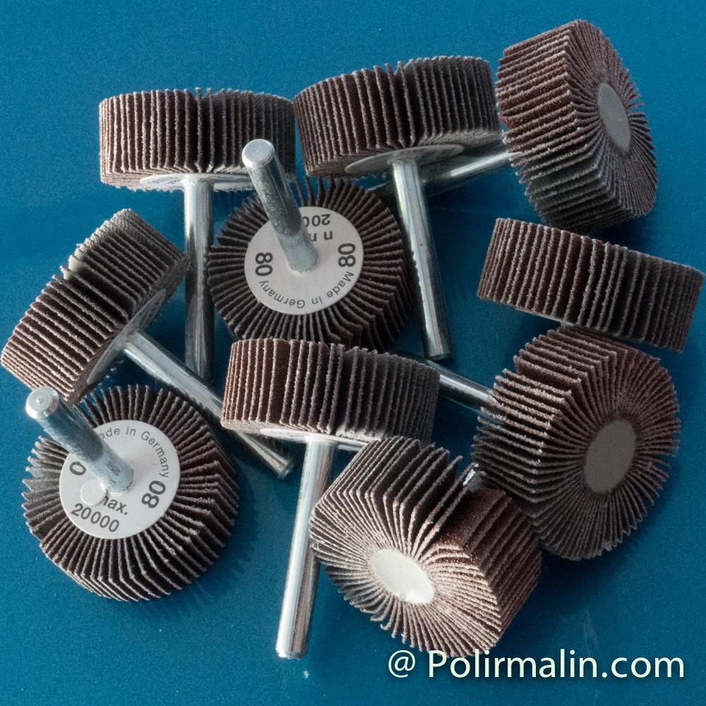 brosse fil inox www.polirmalin.com spécialiste du polissage