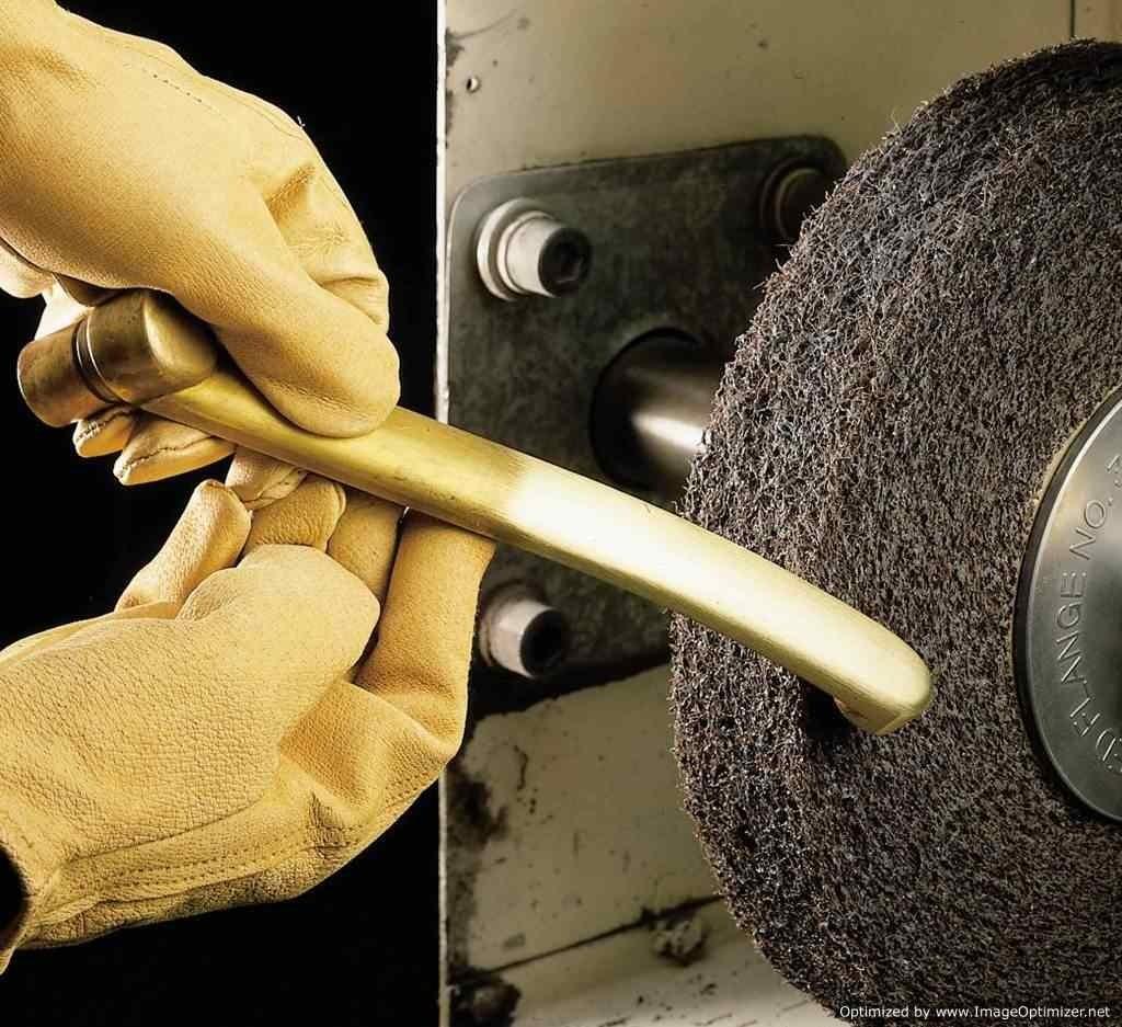 Fraise carbure cyl. bout rond 3x14mm sur tige de 3x75mm www.polirmalin.com spécialiste du polissage, de l'ébavurage et du brossa