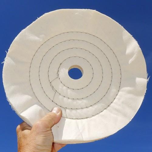 Disque coton cousu 400mm