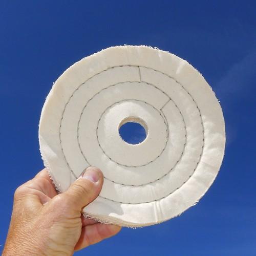 Disques de ø125xø22.2mm à surfacer le béton, vendu par 2