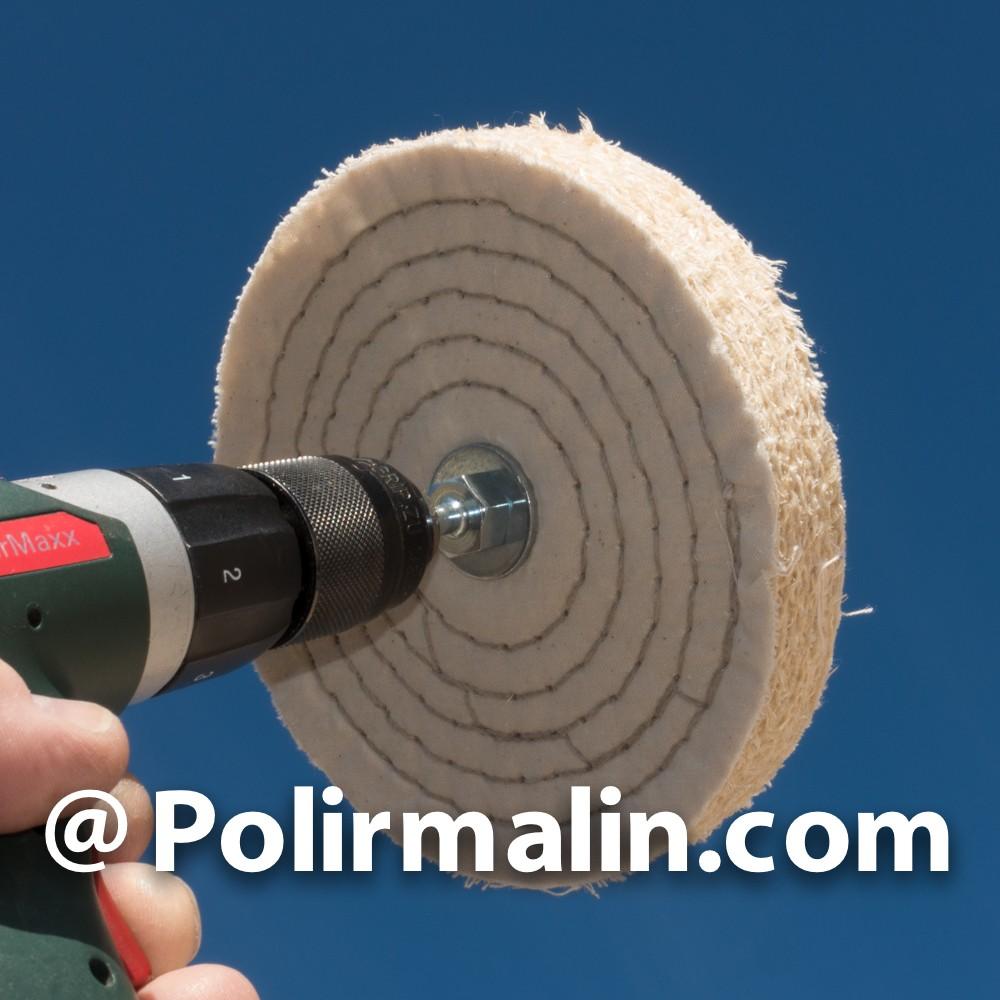 surface conditionning disc www.polirmalin.com spécialiste du polissage, de l'ébavurage et du brossage