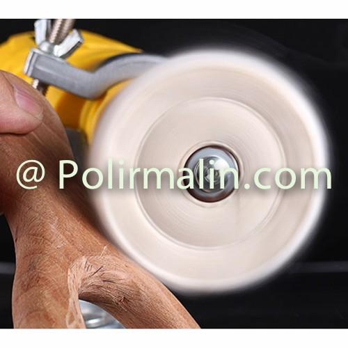 disque de polissage en coton