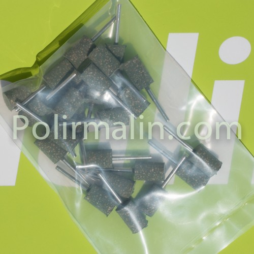 TRIZACT 3M disques 125mm - velcro - par 20 - pour polir l'inox