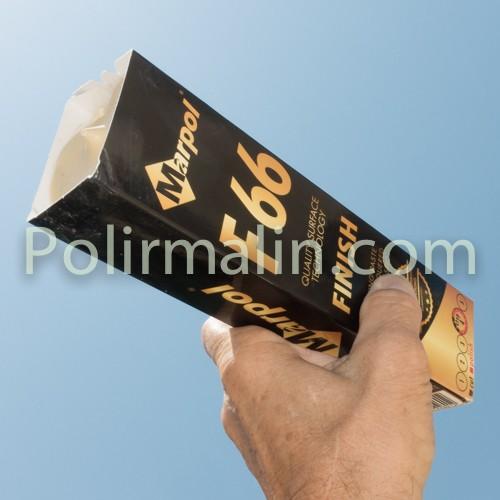 Bloc de pâte à polir EKLA - blanc
