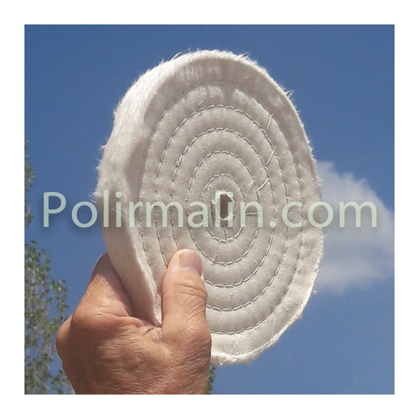 coton cousu pour polissage