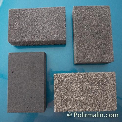 Tige 6x70mm pour Coton cousu 25, 50mm. www.polirmalin.com spécialiste du polissage