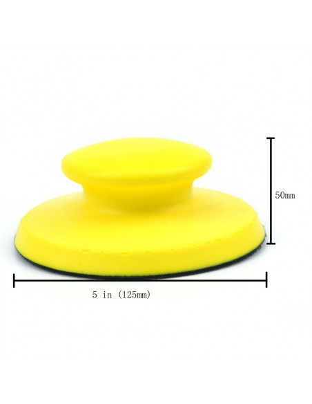 Cale à poncer disques 125mm dimensions