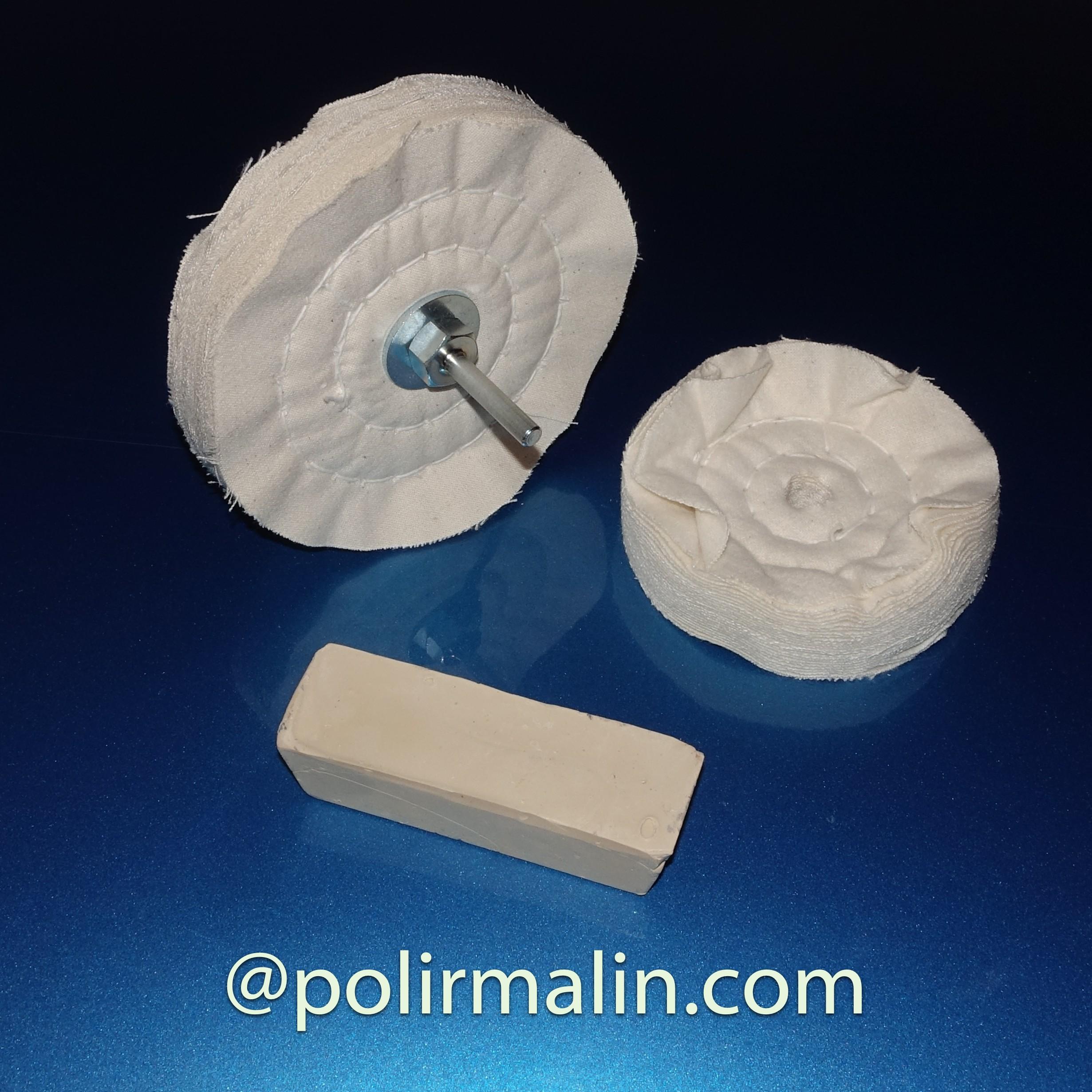 Starter kit, pour polir
