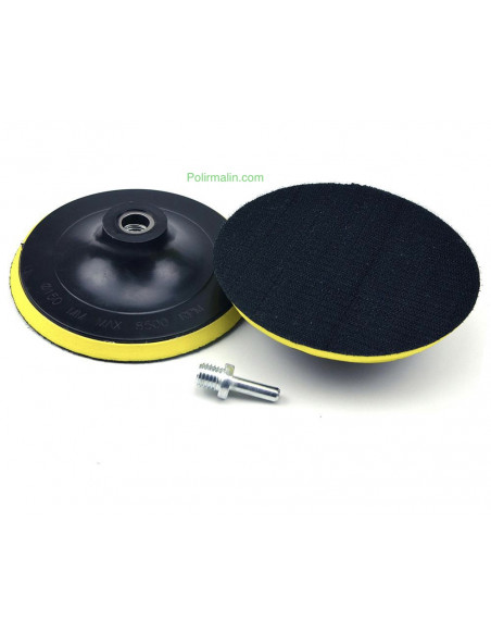 Plateau-support 150mm dos velcro