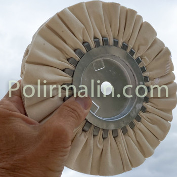 ventile coton flasque centrage