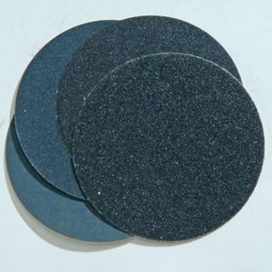 Disque pour pierre, polyester 125mm. auto-agripp.