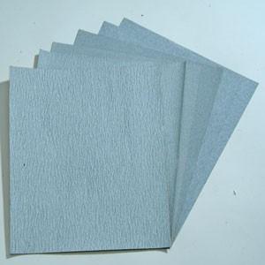 6x8 feuilles de papier abrasif Free-Cut 3M